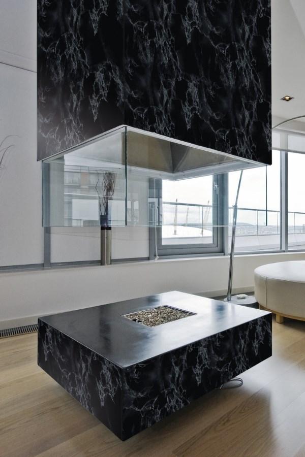 selbstklebefolie porrinho graublau d c fix klebefolie marmor granit edelstein ebay. Black Bedroom Furniture Sets. Home Design Ideas